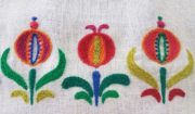 Hungarian Floral Embroidery