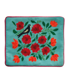 Jennifer Pudney Needlepoint Cushion Garden Tui