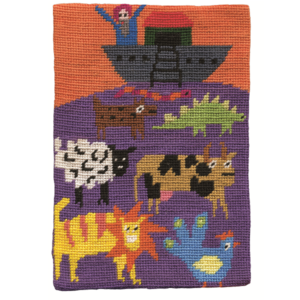 Jennifer Pudney Needlepoint Noahs Ark