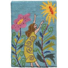 Jennifer Pudney Needlepoint Reach for the Sun