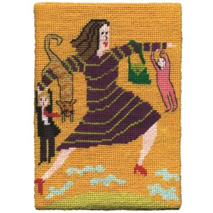 Jennifer Pudney Needlepoint The Incredible Women