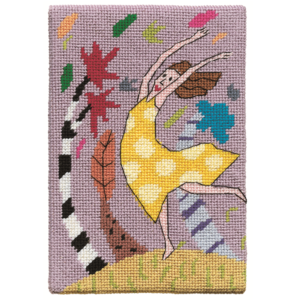 Jennifer Pudney Needlepoint Wind Dancer